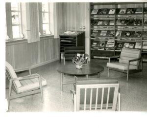 interior library 1962